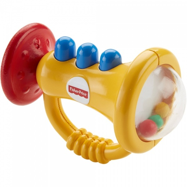 Fisher Price Çıngırak Trompet