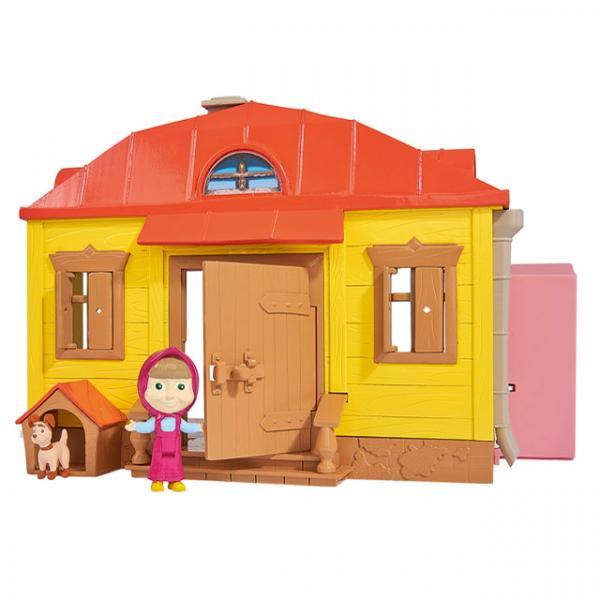 Maşa ile Koca Ayı'nın Evi