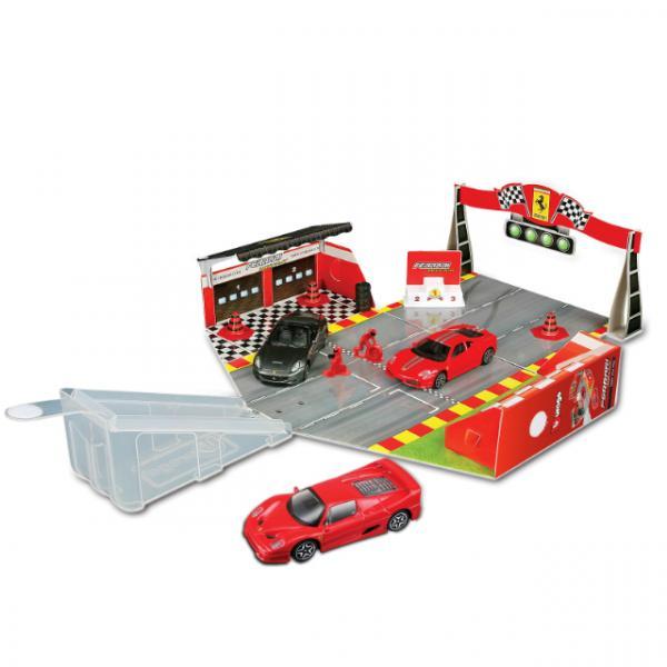 1:43 Ferrari Oyun Seti
