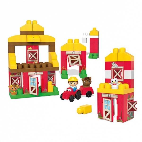 Mega Bloks Eğlenceli Çiftlik