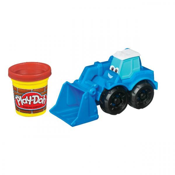 Play Doh İnşaat Aracı