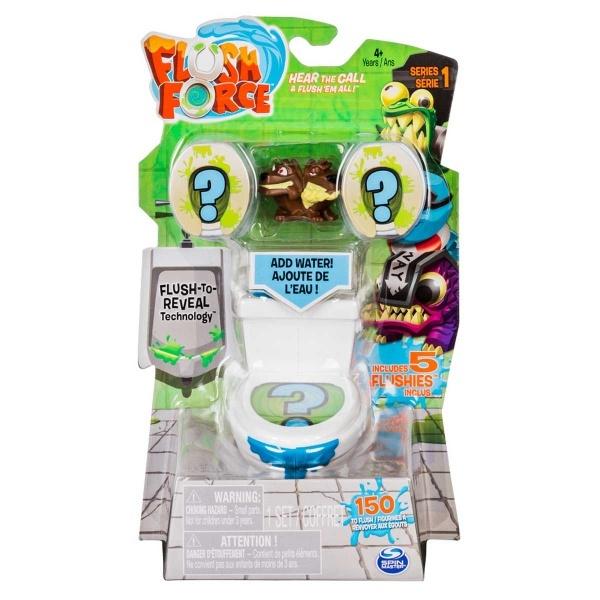Flush Force 5'li Paket