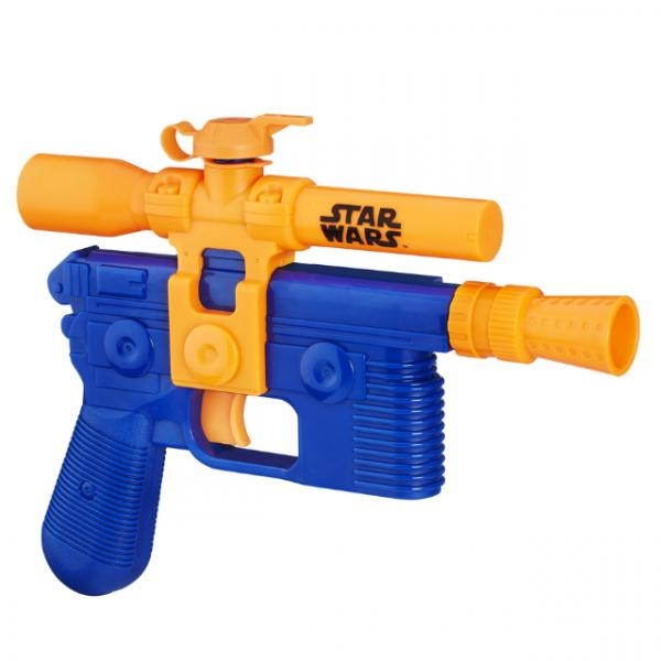 Nerf Super Soaker Han Solo Su Tabancası
