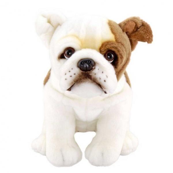 Floppy Bull Dog Peluş 28 cm.