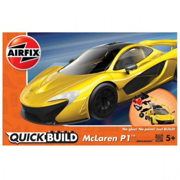 Qucik Araba McLaren P1 Kit