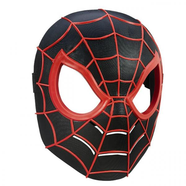 Spiderman Maske Siyah Toyzz Shop