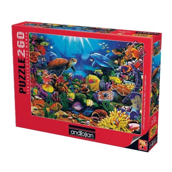 260 Parça Puzzle : Denizin Güzelliği