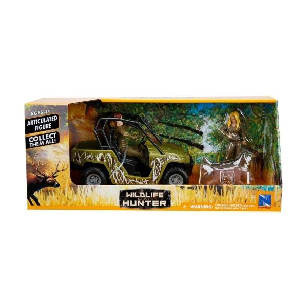 Wild Hunting Figür Oyun Seti
