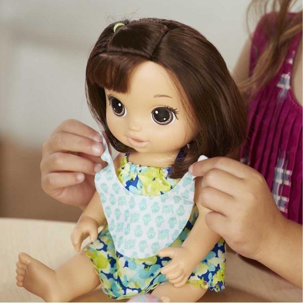 Baby Alive Bebeğimle Dondurma Zamanı Kumral C1089