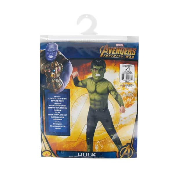 Hulk Kostüm S Beden