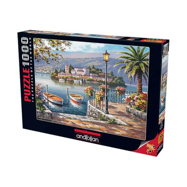 1000 Parça Puzzle : Porto Gölü