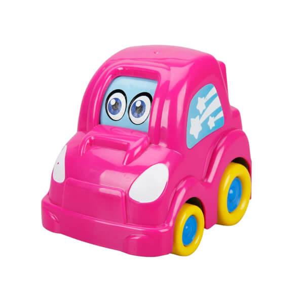 Göz Kırpan Mini Arabam
