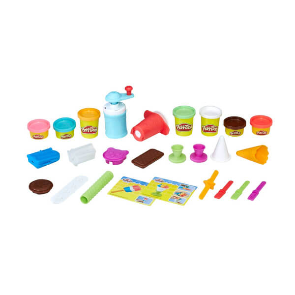 Play Doh Dondurma Partisi E0042
