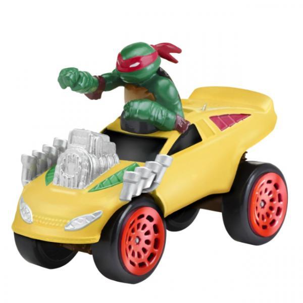 Ninja Turtles  Machines Araçlar Tekli Paket