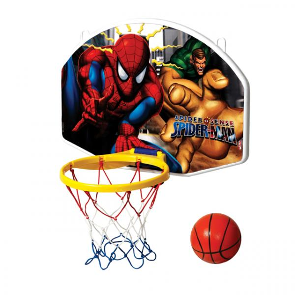 Spiderman Basket Potası