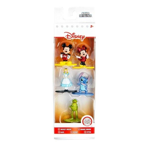 Disney Nano 5'li Metal Figür