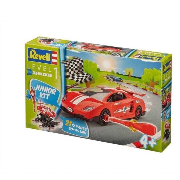 Revell 1:20 Racing Car JR.Kit