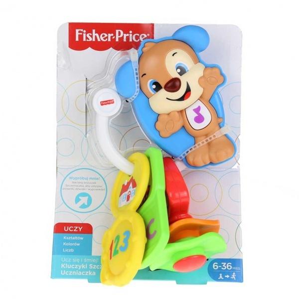 Fisher Price Sevimli Anahtarlar Türkçe FPH68