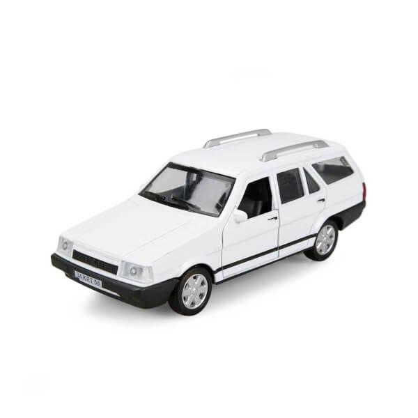 Metal Çekbırak Kartal Slx Sesli ve Işıklı Araba
