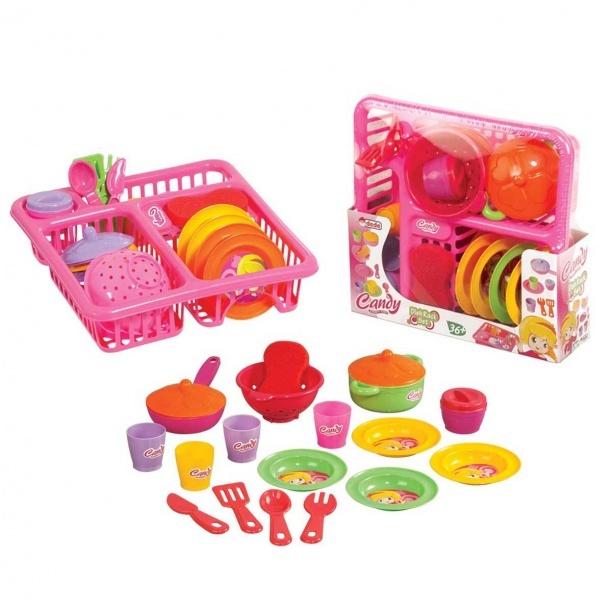 Candy Bulaşık Seti
