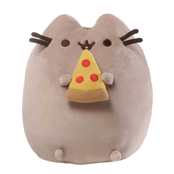 Pusheen Pizza Peluş