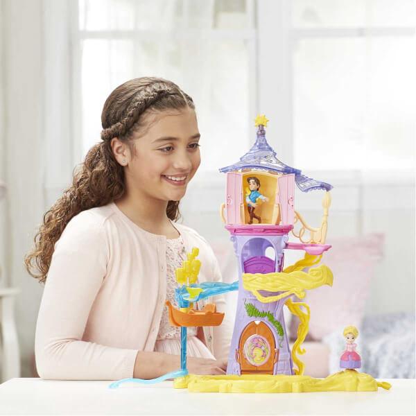 Disney Princess Balerin Prensesler Rapunzelin Kulesi E1700