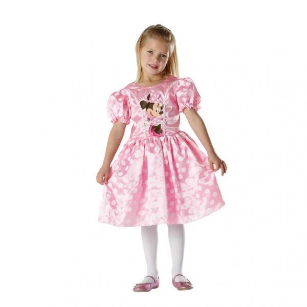 Minnie Pembe Kostüm L Beden