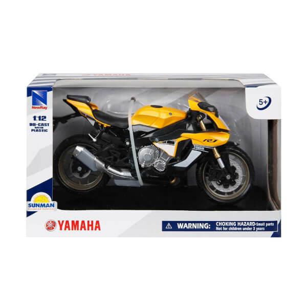112 Yamaha Yzf R1 Model Motor Sarı Toyzz Shop