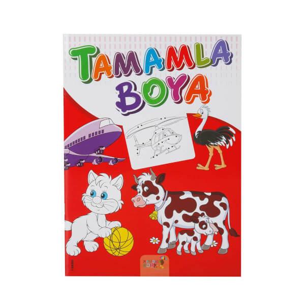 Tamamlama Boya Hayvanlar Toyzz Shop