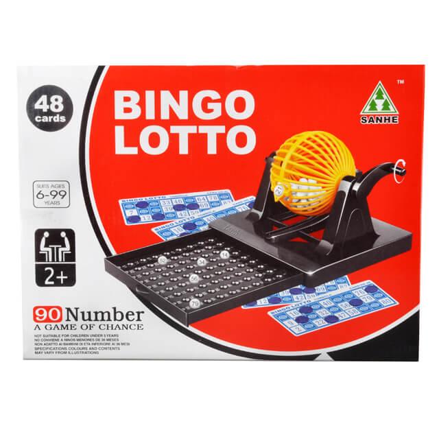 Therese Bingo Lotto Priser